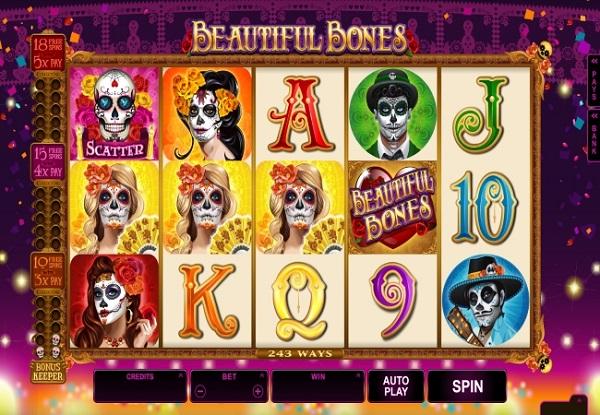 ny slot beautiful bones