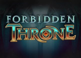 forbidden throne microgaming