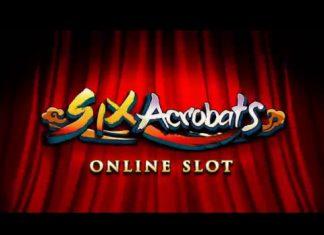 six acrobats microgaming