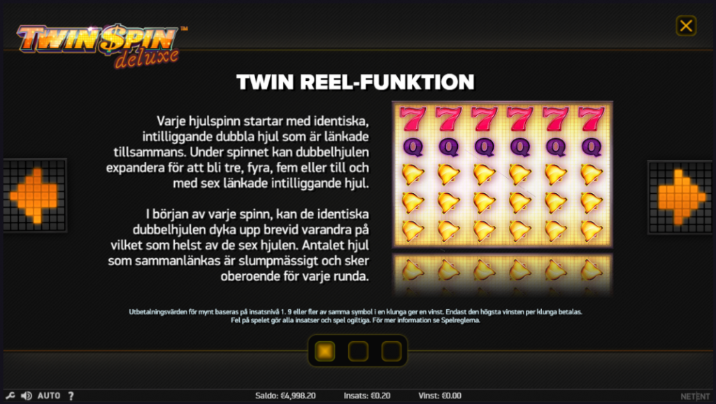 twin spin deluxe twin reel