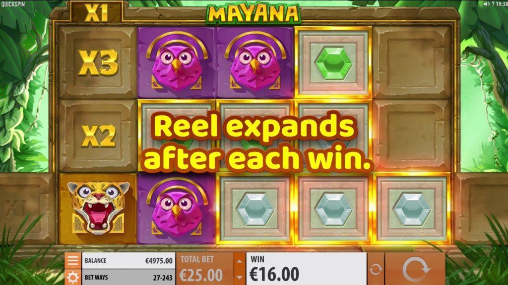mayana symboler