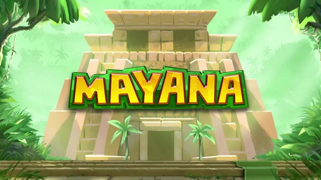 Ny slot Mayana