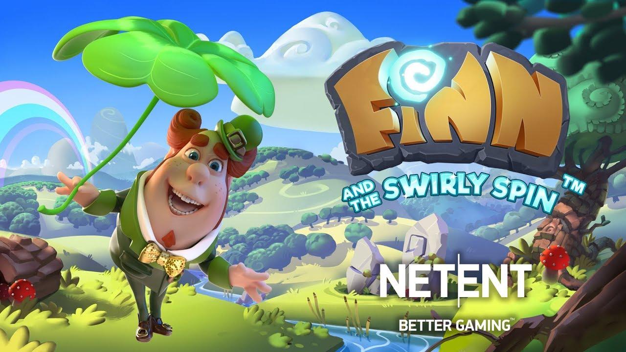 ny slot finn and the swirly spin