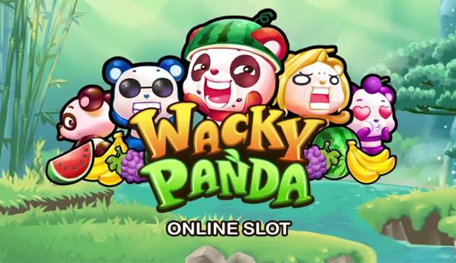 ny slot wacky panda