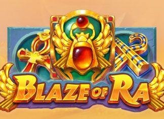 blaze of ra logo