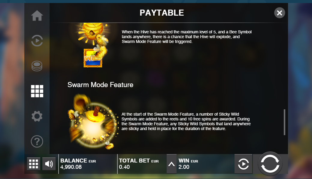 Swarm Mode Feature