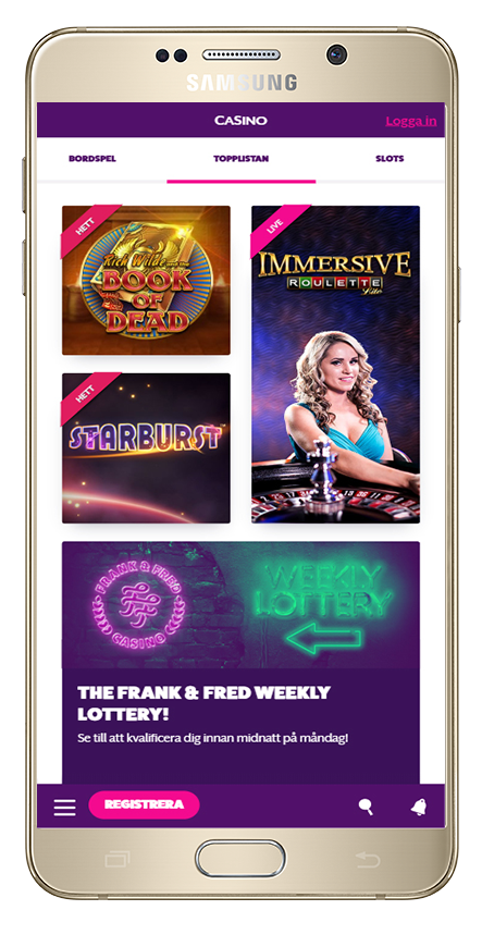 frankfred free spins