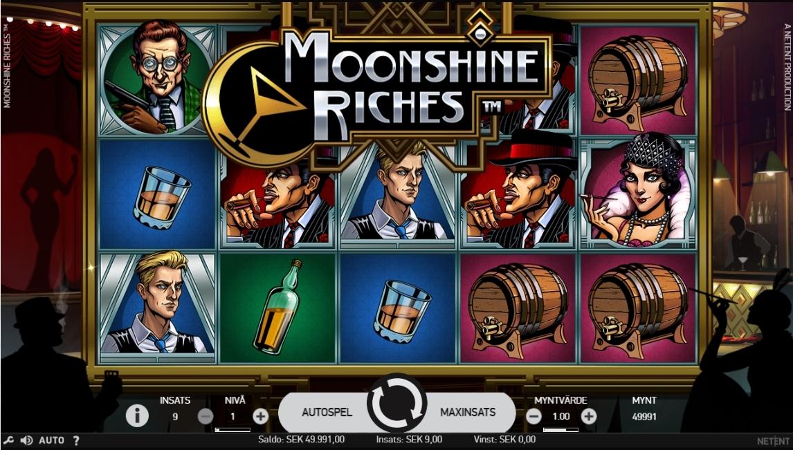 moonshine riches slot