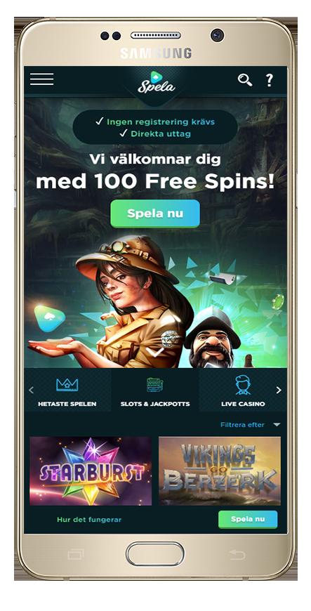 spela.com freespins