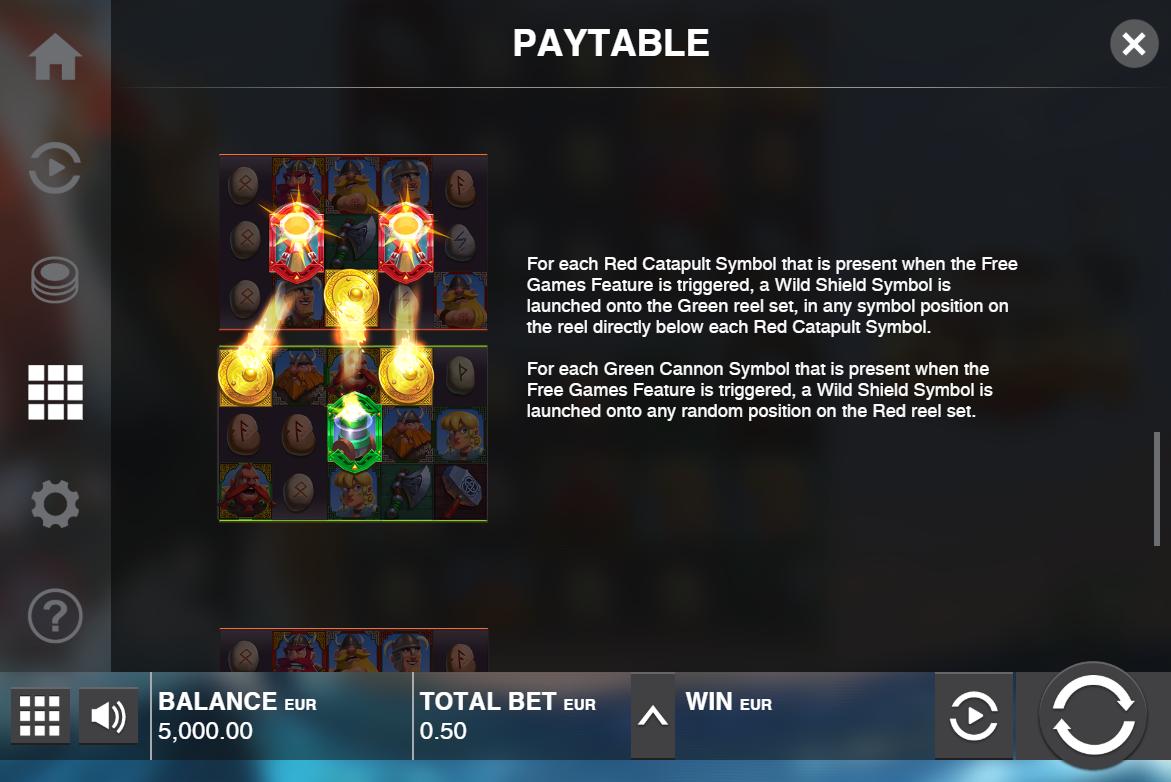 viking clash bonus