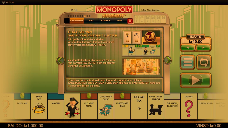 monopoly-megaways-bonus