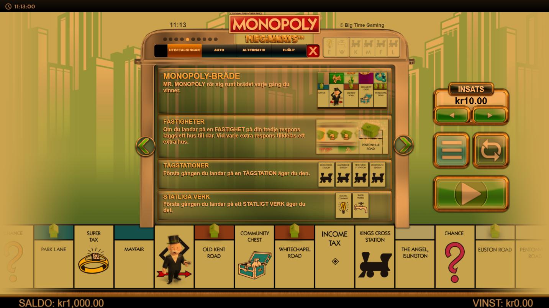 monopoly-megaways-triggers