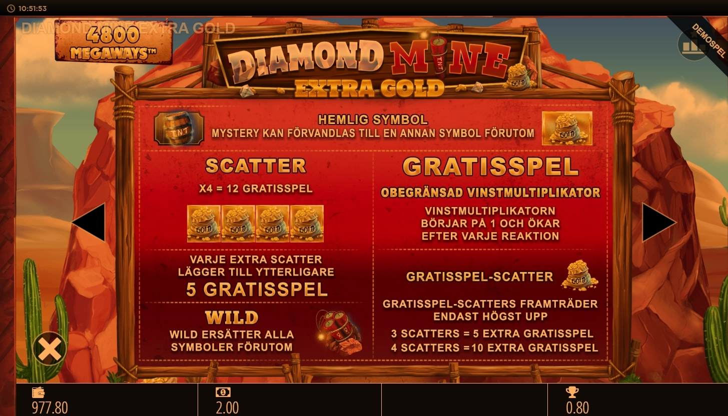 diamond-mine-extra-gold-bonus