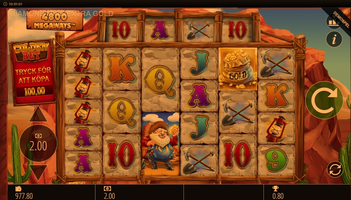 diamond-mine-extra-gold-slot