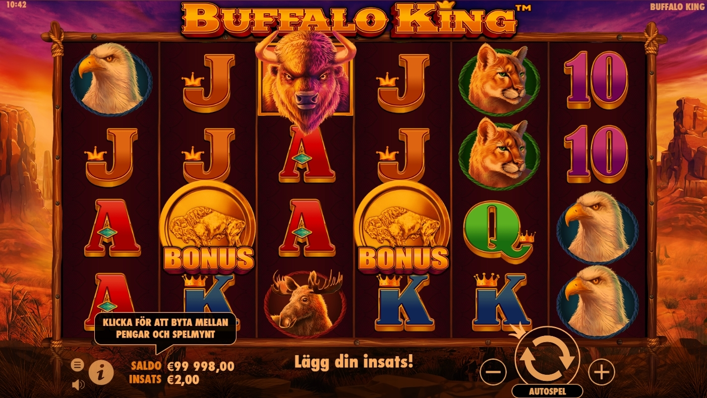 buffalo-king-slot