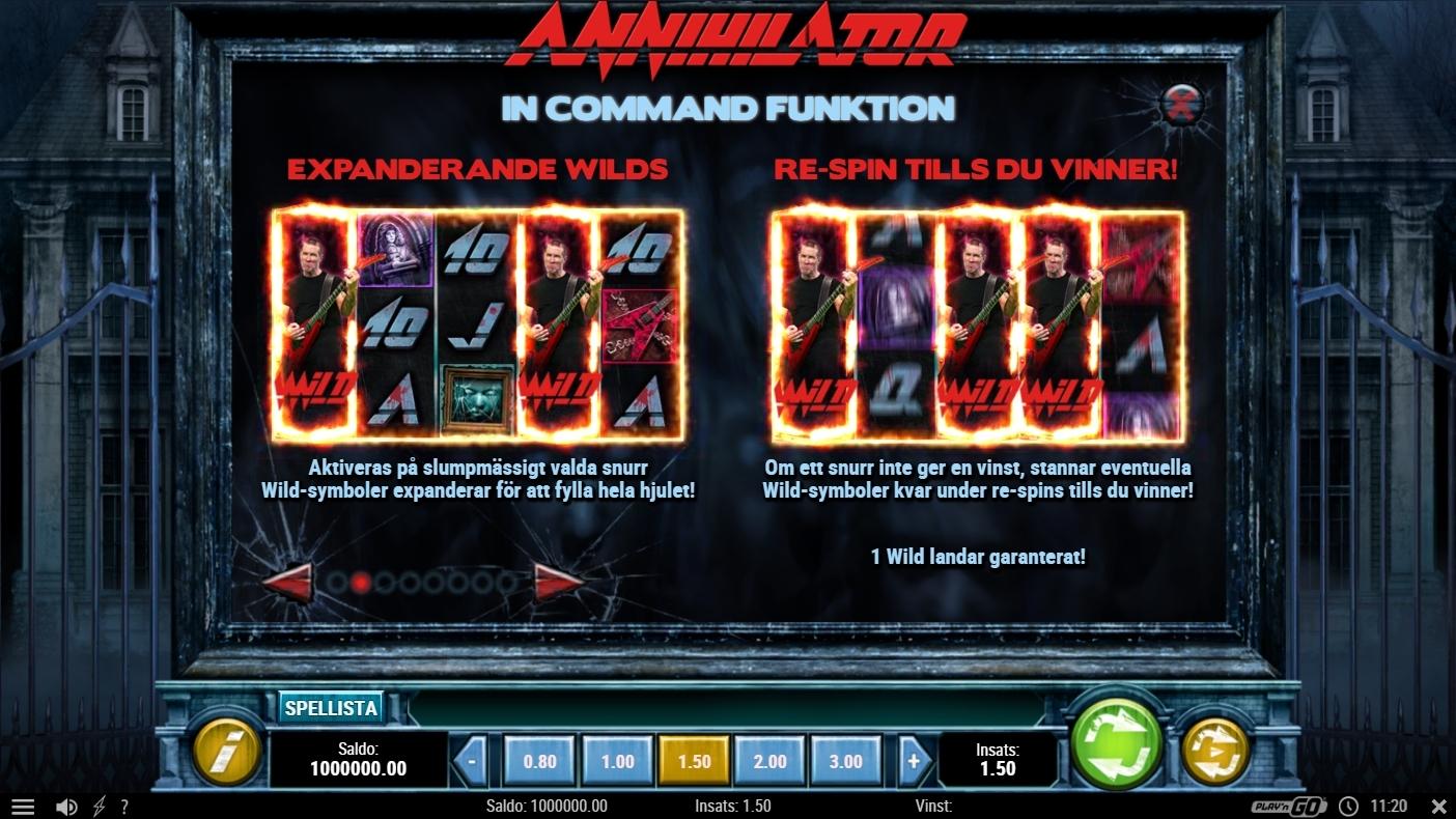 annihilator-slot