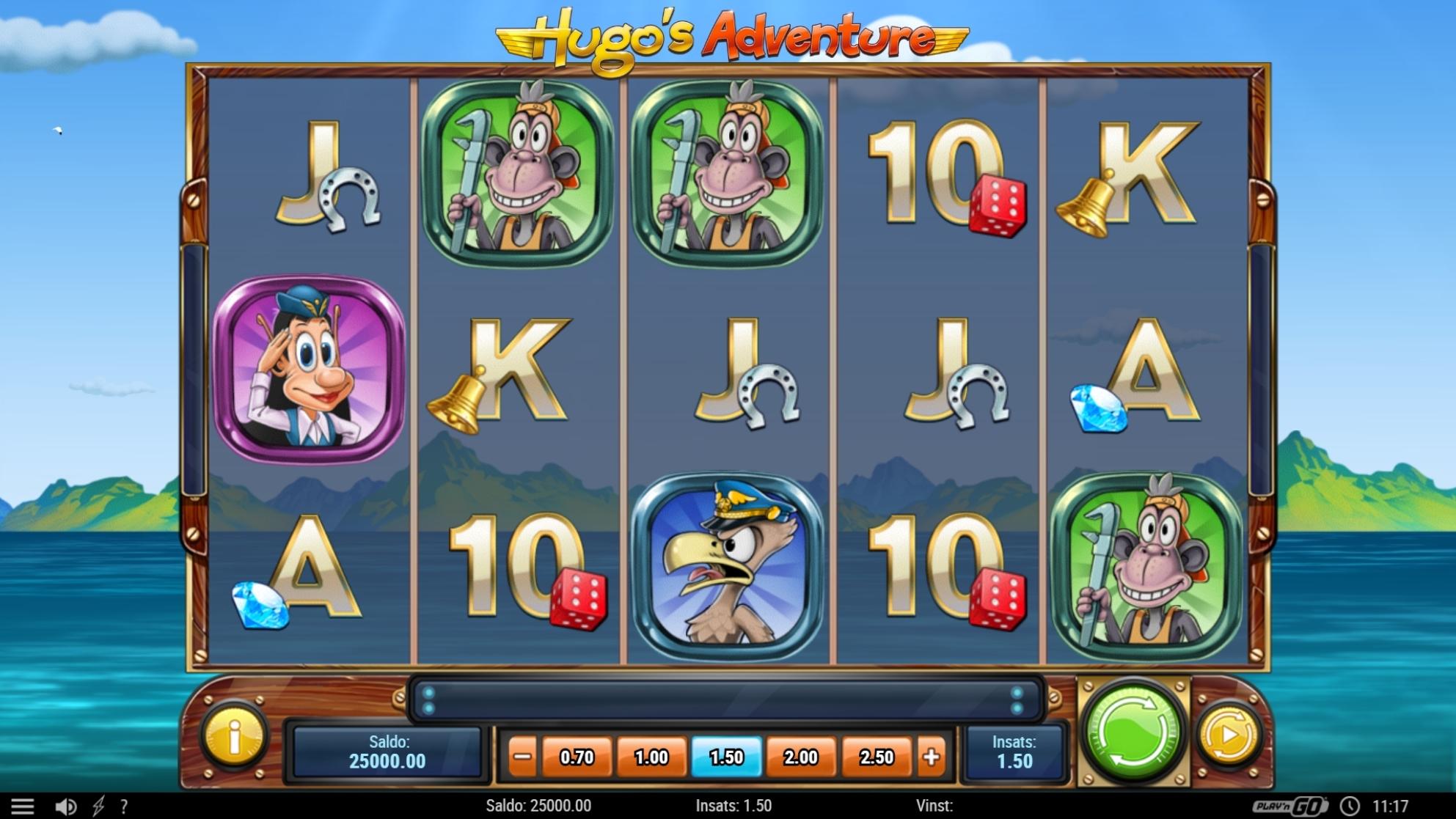hugos-adventure