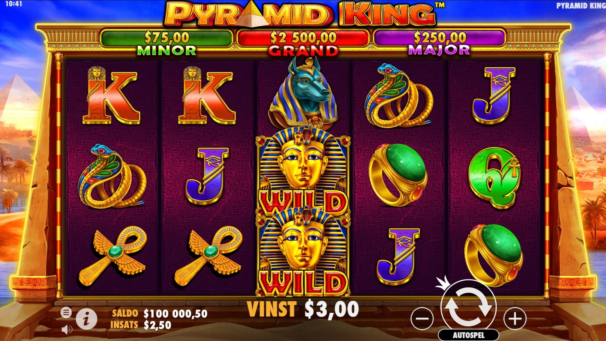 pyramid-king-slot